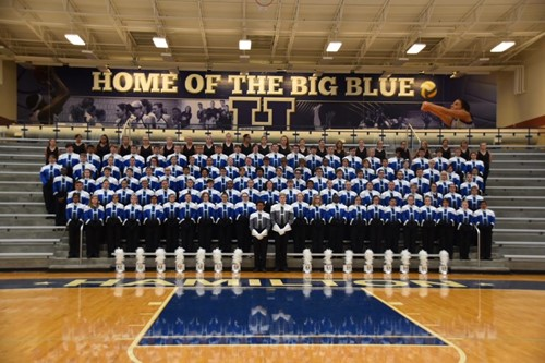 HHS Big Blue Marching Band